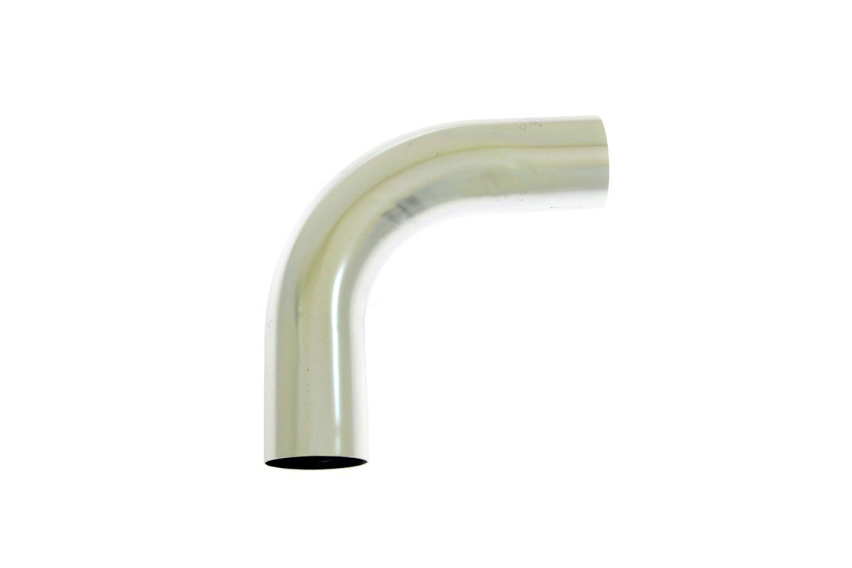 Rura aluminiowa 90st 76mm 35cm - GRUBYGARAGE - Sklep Tuningowy